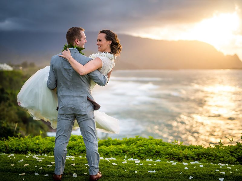 Kauai Elopement Packages.